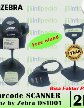 scanner barcode ds1001+stand